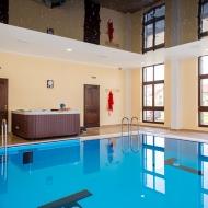 Fotografie arhitecturala de interioare Cluj-Napoca - piscina
