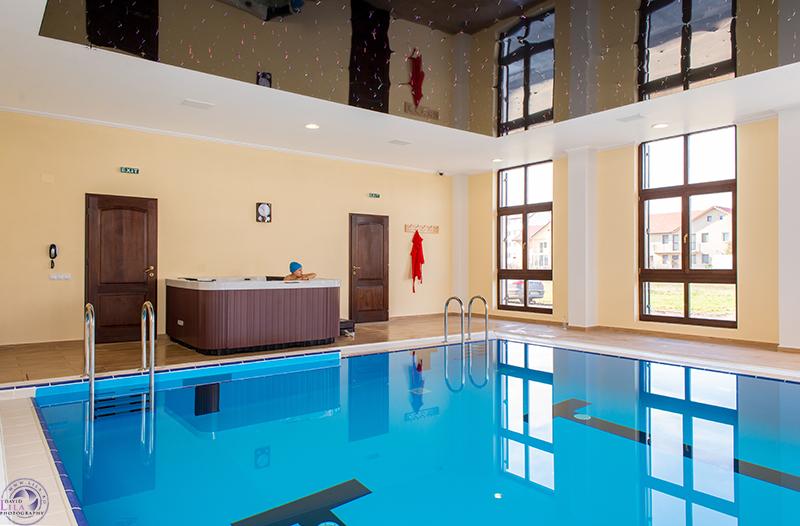 Fotografie imobiliara de interioare Cluj-Napoca - piscina